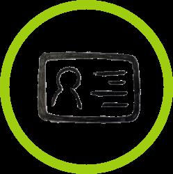Icon Bewerbungsschreiben