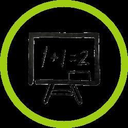 Icon Bewerbung Ausbildung Praktikum