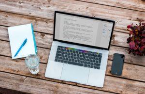 Photo Notebook Online-Bewerbung